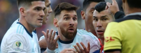 "Messi: Copa America ""set up"" for Brazil"