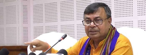 Tripura Law Minister released records of illegal acts of APP