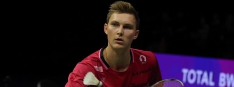 Fmr champion Viktor Axelsen pulls out of BWF World C'ships due to back injury