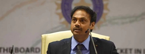 Chief selector MSK Prasad mentions about Dhoni's future