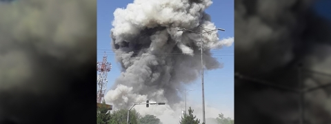 Afghan mayhem: 48 die in Taliban assaults
