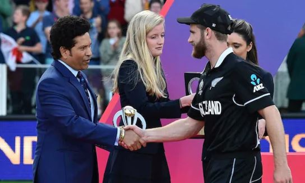 Sachin not convinced of the rule which leads to England victory