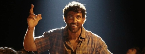 Hrithik lends his voice for new song of 'Super 30'