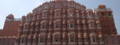 PM welcomes UNESCO move to designate Jaipur as 'World Heritage Site'