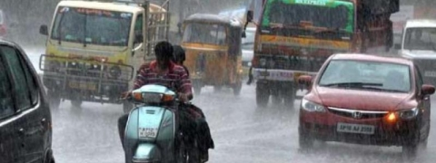 Heavy rain likely to in Telangana over next 3 days