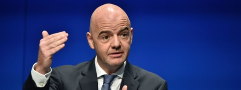 FIFA boss promises more teams, prize money for next womens' world cup