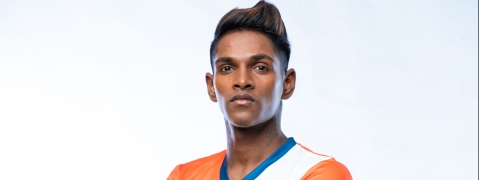 Saviour Gama signs contract extension with FC Goa