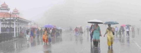 Heavy rain likely to occur in Coastal AP in next 24 hrs: MET