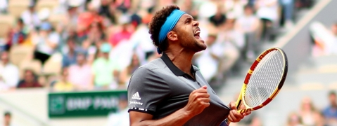Frenchman Tsonga into second round at Washington Open
