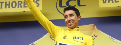 Bernal becomes first Colombian winner of Tour de France