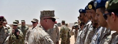 US to send troops to Saudi as tensions with Iran grow