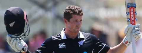 New Zealand set a winning target of 242 for England