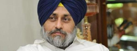Sukhbir Badal plea to make Chandigarh capital of Punjab