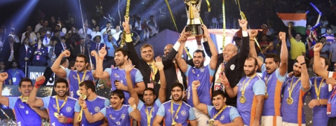 World Cup winning Indian kabaddi teams felicitated in city