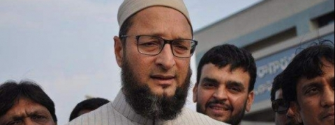 Petition filed against AIMIM chief Owaisi