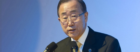 Ex-UN chief brackets Bangladesh as 'model case' for climate change adaptation