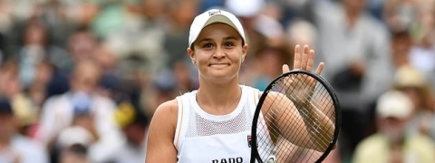 Williams, Barty secure dominant victories at Wimbledon