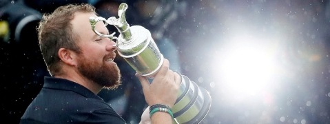 Ireland's Lowry wins The 148th Open champion