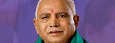 Yeddyurappa given one week time to prove majority