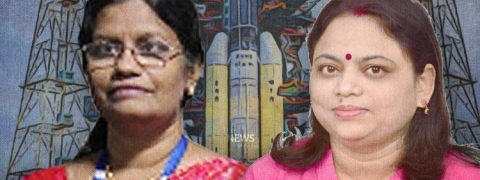 Chandrayaan-2: Women have a key role
