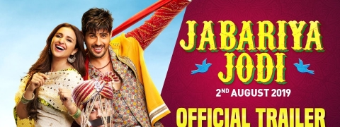 Smashing trailer of 'Jabariya Jodi' is out now