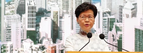 Hong Kong extradition bill 'dead', says Carrie Lam