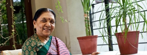 Anandiben transferred to UP, Lalji made MP Guv