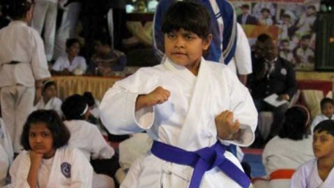 Arinjeeta Dey from Bengal wins medal for India in World