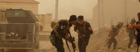 Eleven IS militants killed, several hideouts destroyed in Iraq