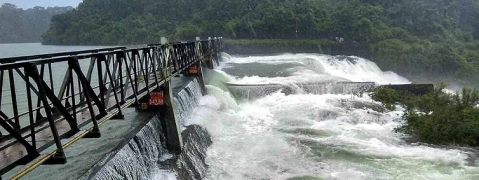 Heavy rainfall lash Kolhapur dams; all weirs filled up to brim