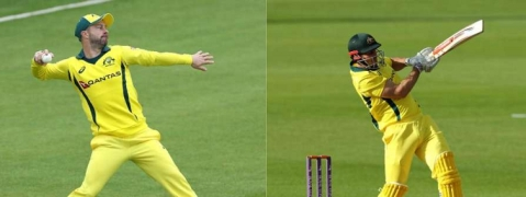 Australia calls up Wade and Marsh as cover for injured Khawaja, Stoinis