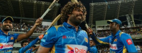 'Be match-winners,' Malinga urges next generation