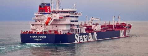 Crew of seized UK tanker safe