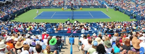 Special events highlight at Western and Southern Open