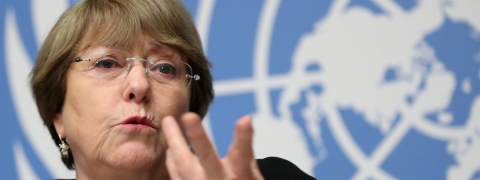 UN rights chief 'appalled' by US border detention conditions