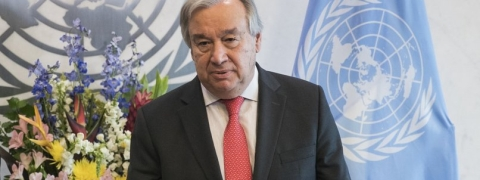 UN chief terms human trafficking as 'heinous crime that affect all'