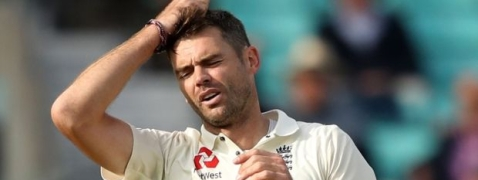 Calf injury rules out Anderson for Ireland Test