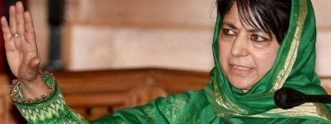 The deployment of additional troops creates fear psychosis: Mehbooba