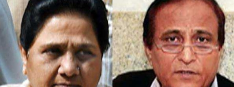 Azam Khan should apologise in LS: Mayawati