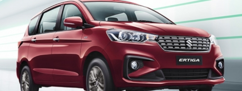 After 9 months, 61K units of Next Gen Ertiga sold