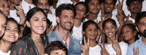 Hrithik Roshan launches 'Dance with Hrithik'-FB group to promote self-expression