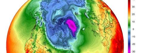 Climate crisis amplifying risk of wildfires in Arctic