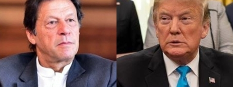 All eyes on Imran Khan-Trump meet