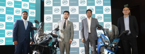 AMW-CFmoto cruises into Indian market