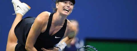 Wildcard entry for Sharapova, Venus in Cincinnati Open