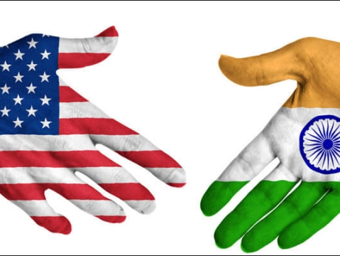 US defence ties with India stronger