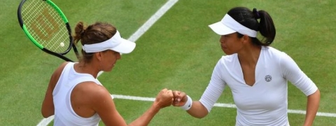Wimbledon women's doubles final postponed