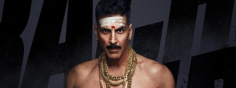 Akshay Kumar reveals first look of 'Bachchan Pandey'