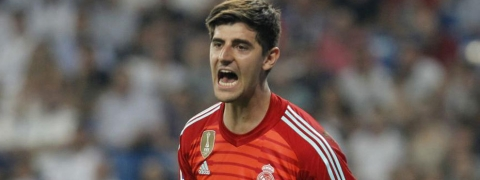I'm Real Madrid's number one, says Courtois
