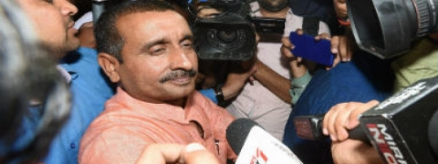 Unnao survivor: Family members stage sit-in, Cong to gherao BJP office